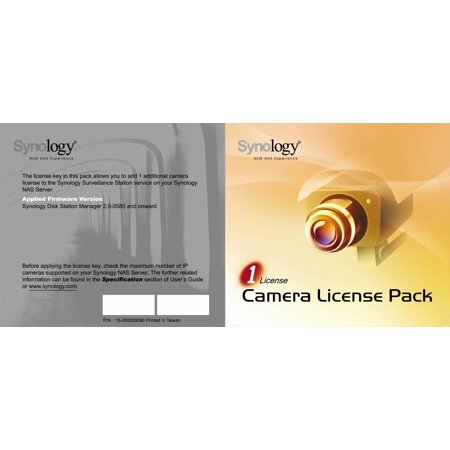 IP CAMERA LICS PACK FOR 1