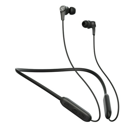 Jlab Audio Jbuds Hi Fi - JLab Audio JBuds Band Wireless Neckband Headset - Black