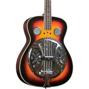 Regal RD-05 Studio Series Resophonic Bass Traditional Sunburst
