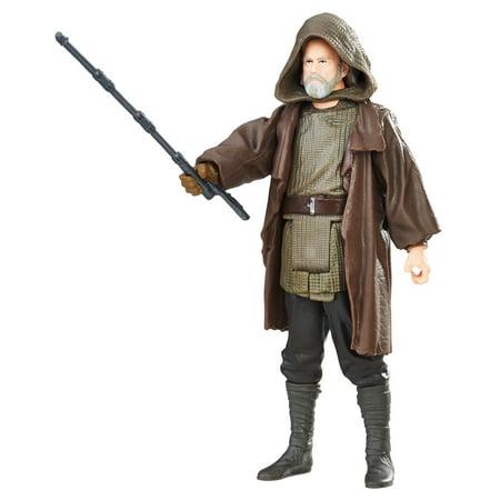 Star Wars Luke Skywalker (Jedi Exile) Force Link Figure](Luke Skywalker Jedi Robe)