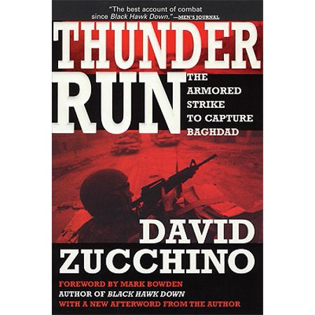 Thunder Run : The Armored Strike to Capture