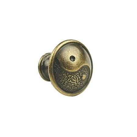 Century Hardware Dynasty Mushroom Knob