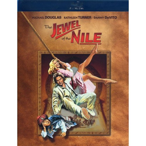 The Jewel Of The Nile (Blu-ray) (Widescreen)