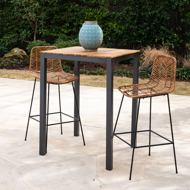 Burgalo Small Space Outdoor Pub Table