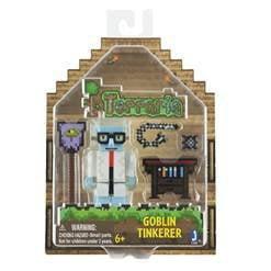 TERRARIA Basic Collector Pack Goblin Tinkerer - Terraria Best Accessories
