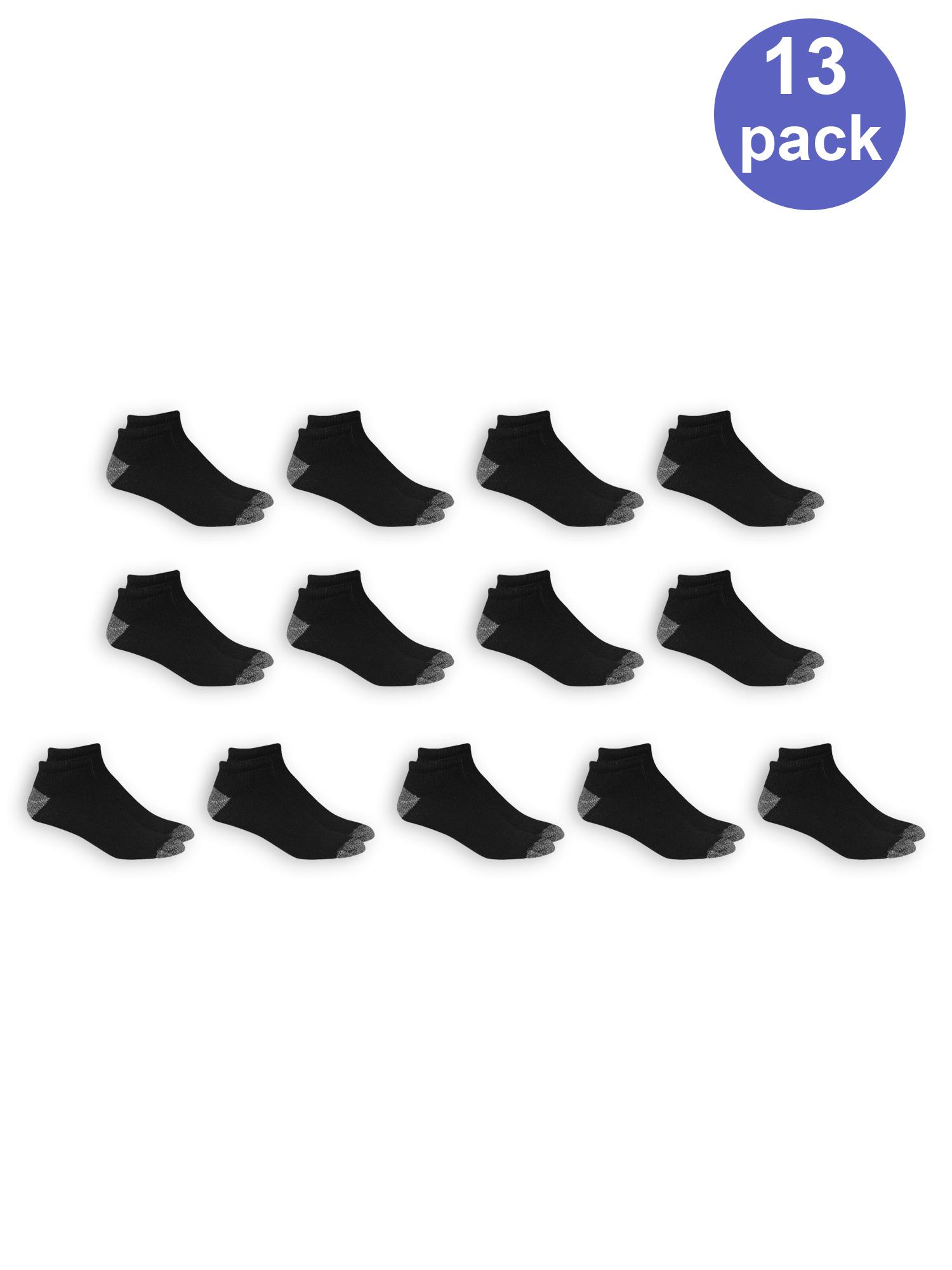 Men's Low Cut Socks 13-Pack