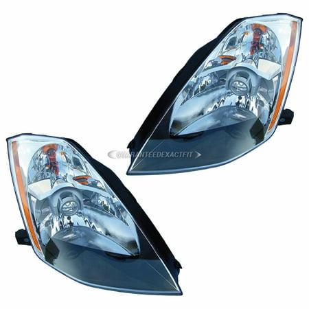 nissan 350z 2005 headlights