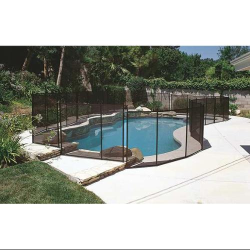 GLI NE181F Fence, In-Ground Pool, 5 ft. H x 144 in. W
