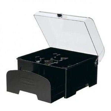 Cuisinart FP-12BKSC Elite Collection Accessory Storage Case for 12-Cup Food P...