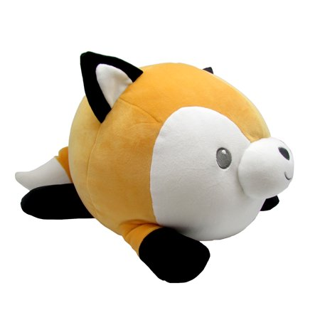 Cuddle Pal Round Large Fox Walmart Com