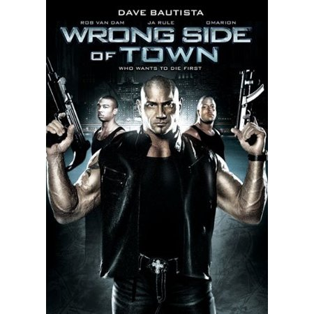 Wrong Side of Town (DVD) - Everything Wrong With Halloween Town