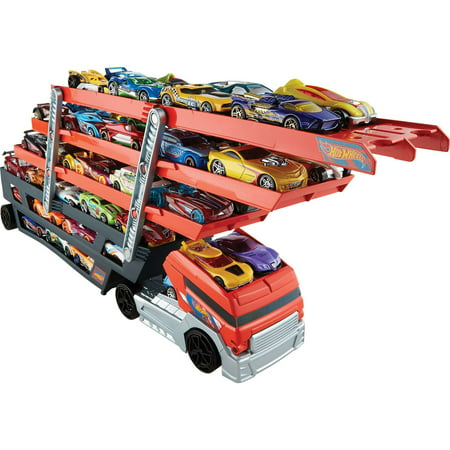 Hot Wheels Mega Hauler Truck (Mega Vehicle)