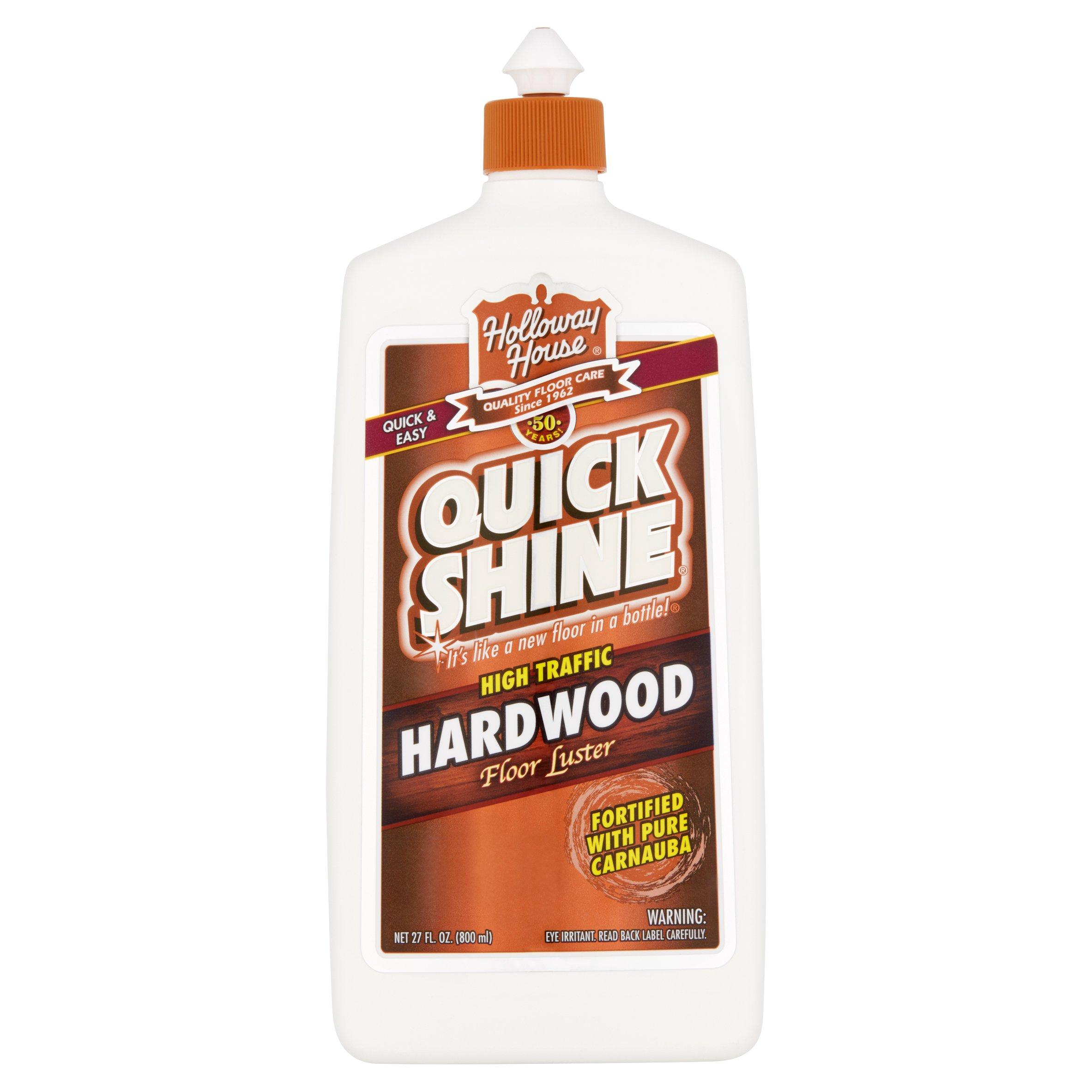 Quick Shine Hardwood Floor Luster - Walmart.com