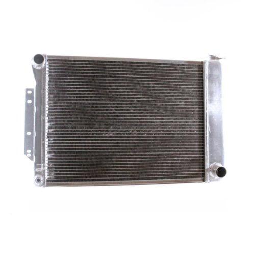 "Griffin 1-26241-X Universal Fit Radiator 27.5/"" x 15.5/"" 2-Row Crossflow Ford"