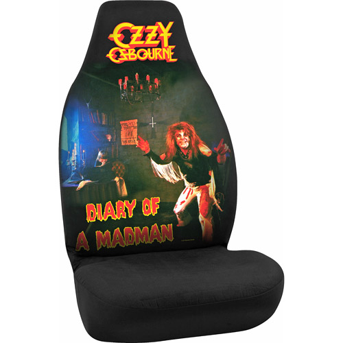 Ozzy Osbourne Diary of a Madman Seat Cover