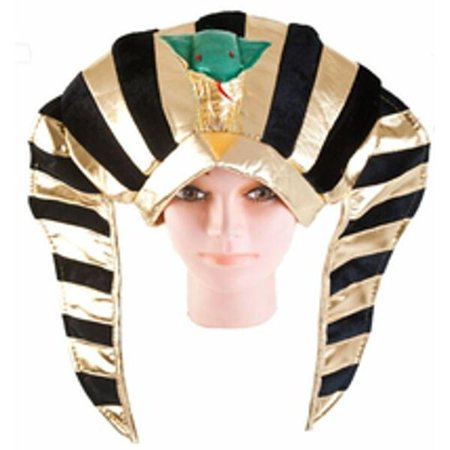 Egyptian Queen Hat with Snake](Egyptian Snake)