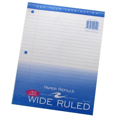 Roaring Spring Wide Ruled Filler Paper ROA20050