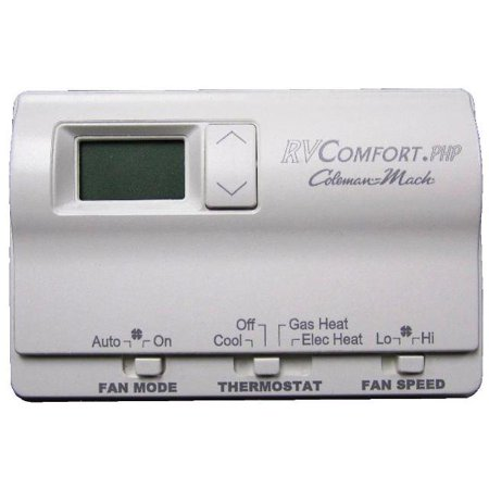 Coleman 6536A3351 Digital Air Conditioner Wall (Combustion Air Switch Failed To Close Coleman Furnace)