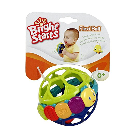 Bright Starts Flexi Ball New by Bright Starts