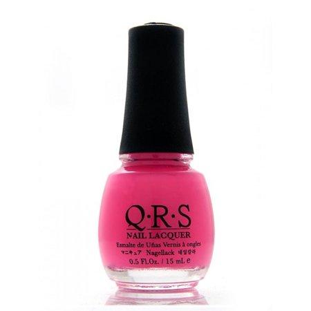 "QRS 332 ""Barbie Ken"" Pink Tone Nail Polish"