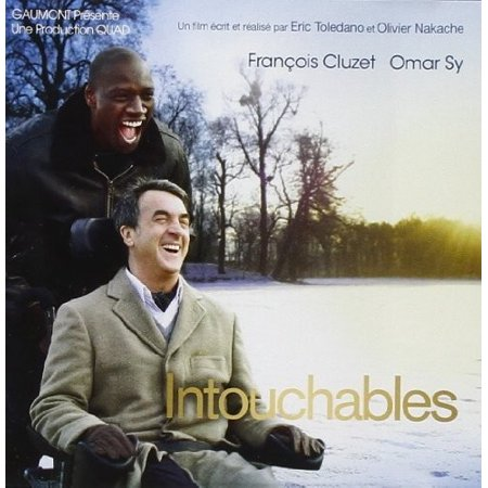 The Intouchables Soundtrack (CD) (Intouchables Cd)
