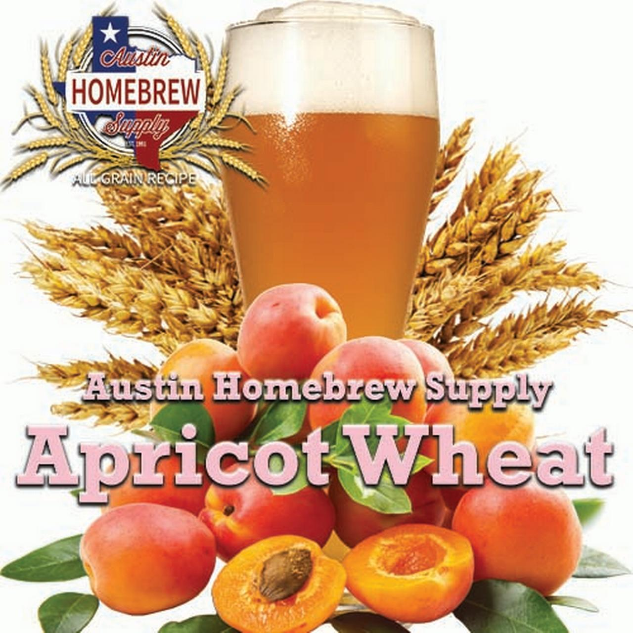 Austin Homebrew Apricot Wheat (20) - ALL GRAIN