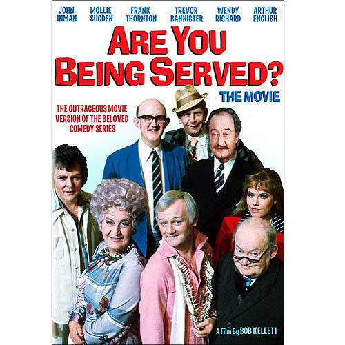 Are You Being Served?: The Movie (Widescreen) by LIONS GATE ENTERTAINMENT CORP