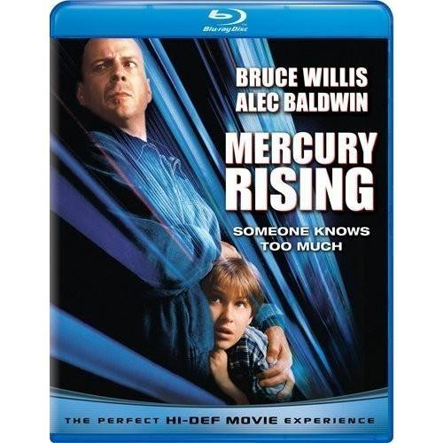 Mercury Rising (Blu-ray) (Widescreen)