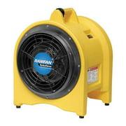 RAMFAN UB30 Conf.Sp. Fan,Axial,12 In,1 HP,115V