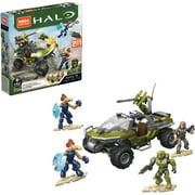 Mega Construx Halo Infinite Warthog Rally Building Set