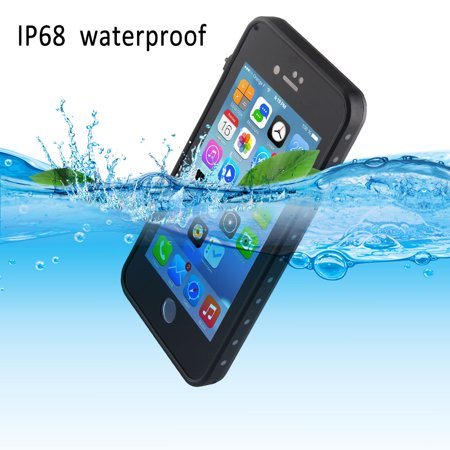 - IP68 Waterproof Case Full Body Protective Underwater Cover For iPhone 7