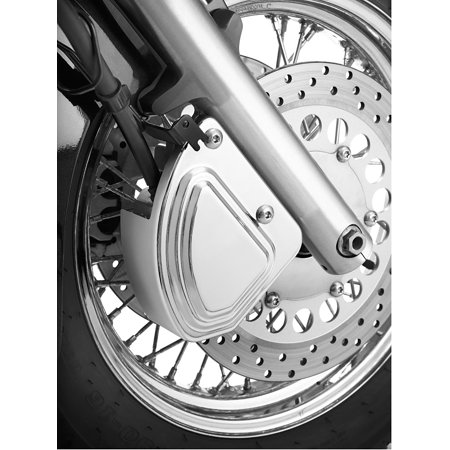Show Chrome Side Covers - Show Chrome 63-605 Front Brake Caliper Cover - Left and Right Side