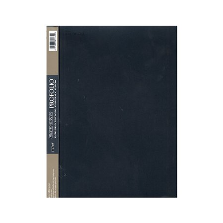Clear Cover Profolio Presentation Books 6 pages (12 views) (pack of 3)