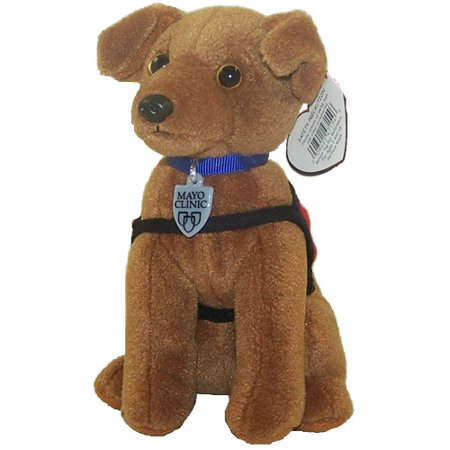 TY Beanie Baby - DR. JACK the Helping Dog (6.5 inch) (Mayo Clinic Exclusive)](Baby Jack)