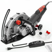 "Best Concrete Saws - XtremepowerUS 26000W 14""-inch Circular Saw Power Depth Cutter Review"