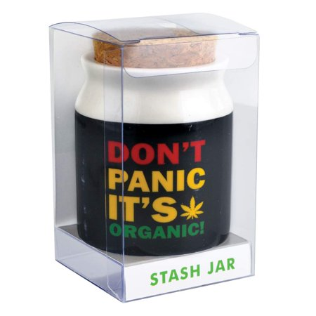 Stay Lifted stash jar - small