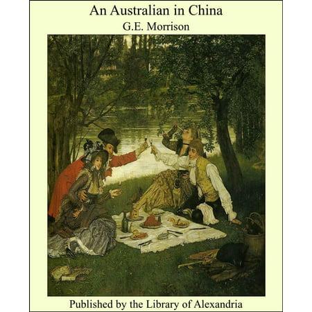 An Australian in China - eBook