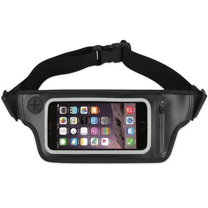 Outdoor Sport Running Belt Waist Packs With Touch Screen Window Bag For Iphone6/6S & Universal 4.7'' Devices