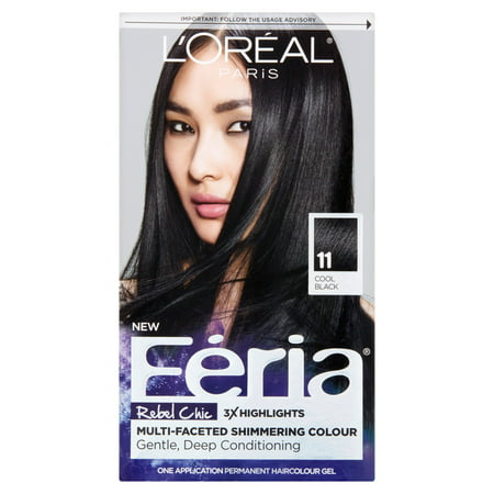 L'Oreal Paris Feria Multi-Faceted Shimmering (Alternatives To Wrapping Black Hair At Night)