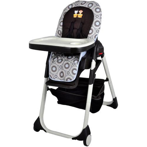 Dream on Me Ambrosia High Chair, Brown