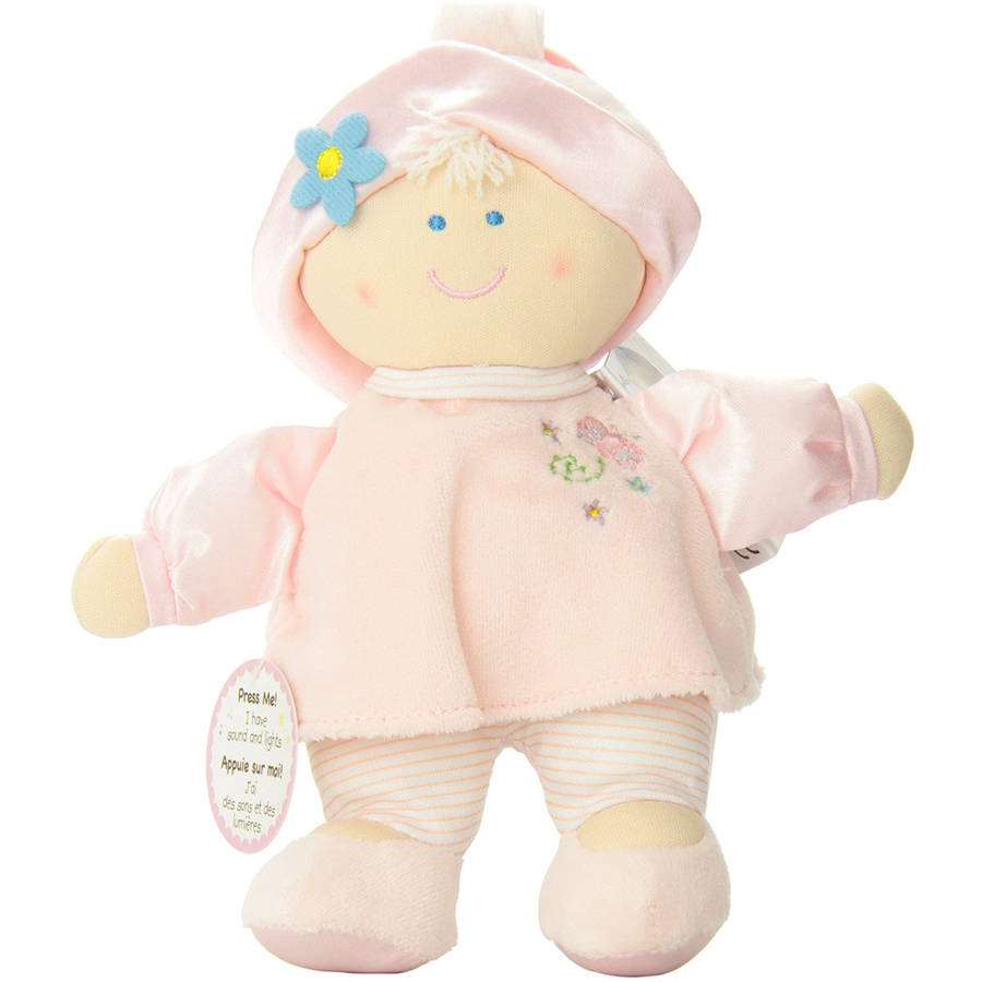 Kids Preferred Baby Dolls Musical Light-Up Kayla Doll