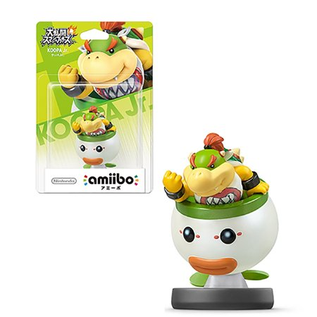 Nintendo Bowser Jr. Amiibo (Super Smash Bros. Series) For Wii