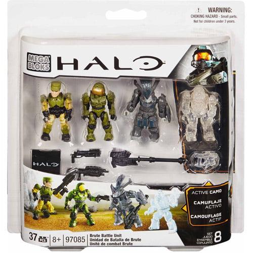 Halo Brute Battle Pack Set Mega Bloks 97085