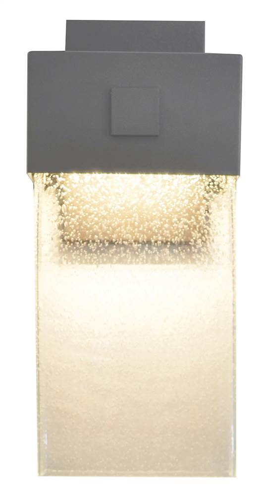 14 in. Outdoor LED Wall Sconce in Textured Gray Finish by AFX, Inc