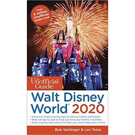 The Unofficial Guide to Walt Disney World 2020 (List Of Characters Created By Walt Disney)