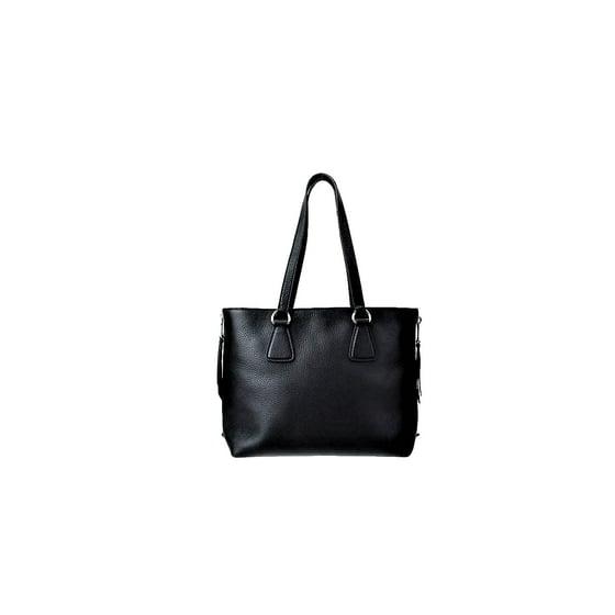 a159fe83f598 Prada - Prada Women s Vitello Diano Leather Side-Zip Tote Bag 1BG099 ...