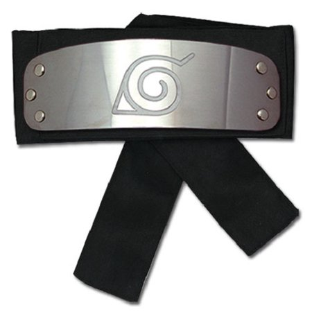 Hidden Leaf Village Headband (Naruto Shippuden Naruto Leaf Village)
