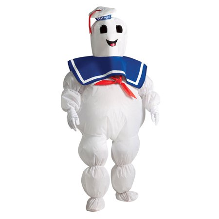 Morris costumes RU884331 Stay Puft Child Inflatable (Stay Puft Costume Women)