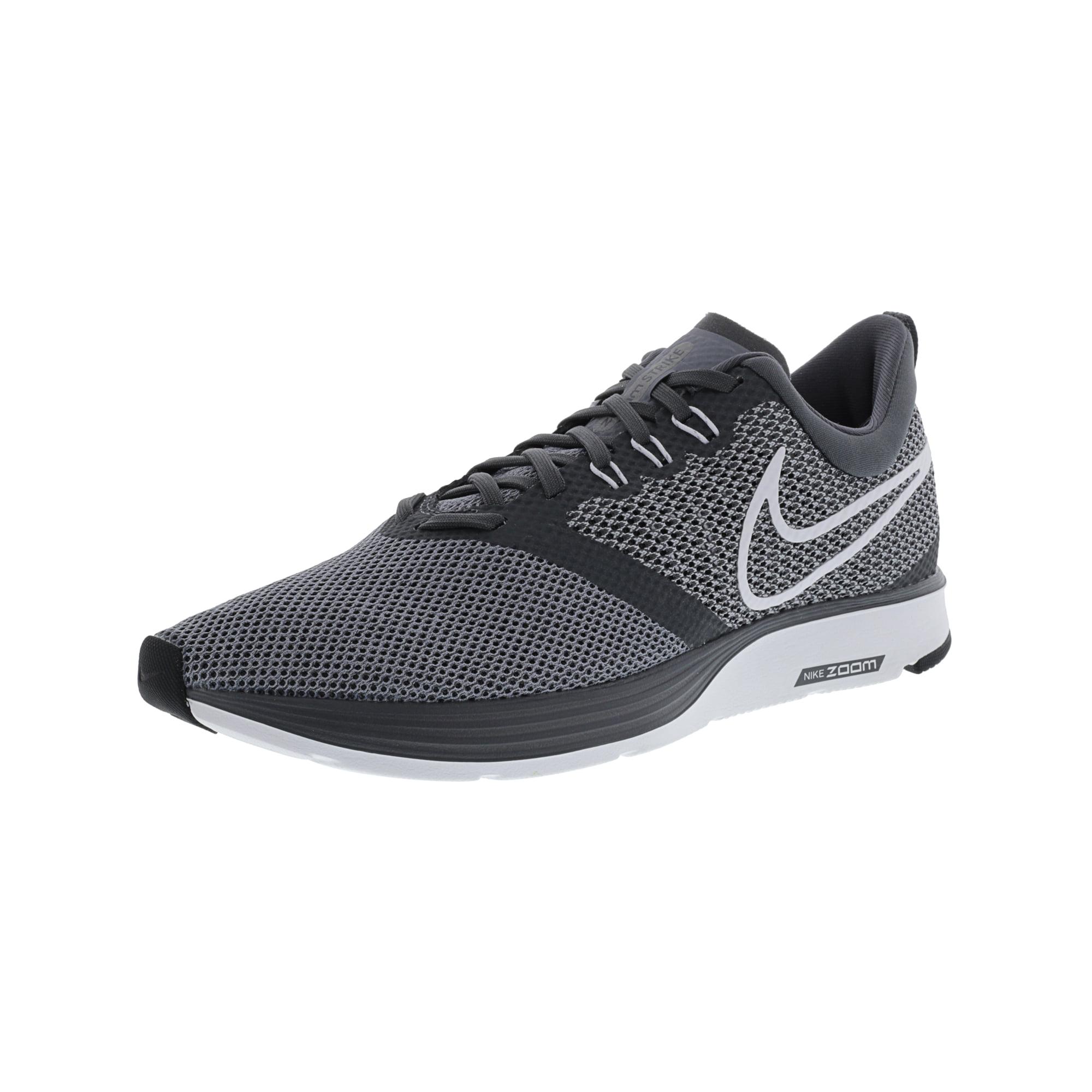 f23756a5e Nike Men s Zoom Strike Black   Ankle-High Mesh Running Shoe - 10.5M ...
