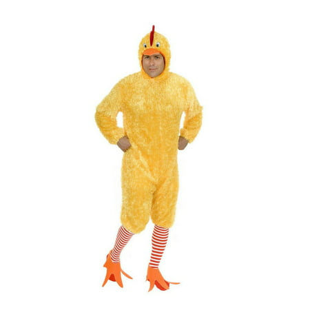 Halloween Funky Chicken - Plus Adult - Funky Halloween Eyes